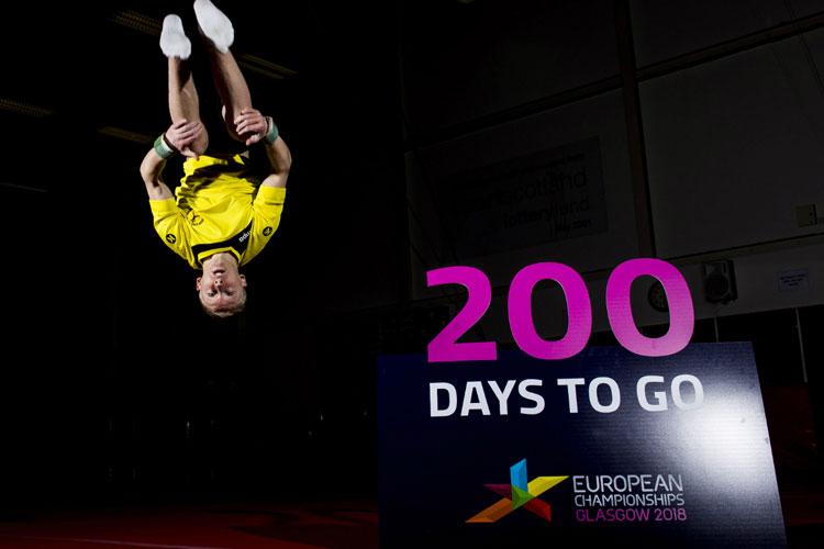 200 days glasgow