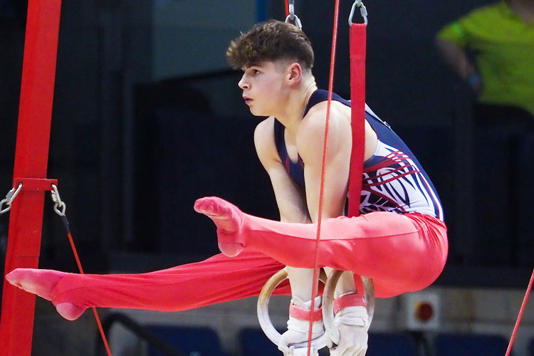 First British Champions crowned in Liverpool on day one of the 2018 British