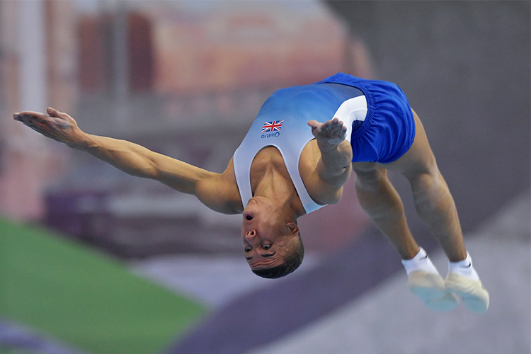 Follow the 2019 Trampoline, Tumbling DMT World Championships - British Gymnastics