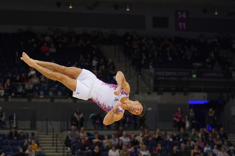 British gymnasts announced for 2021 Artistic European Championships