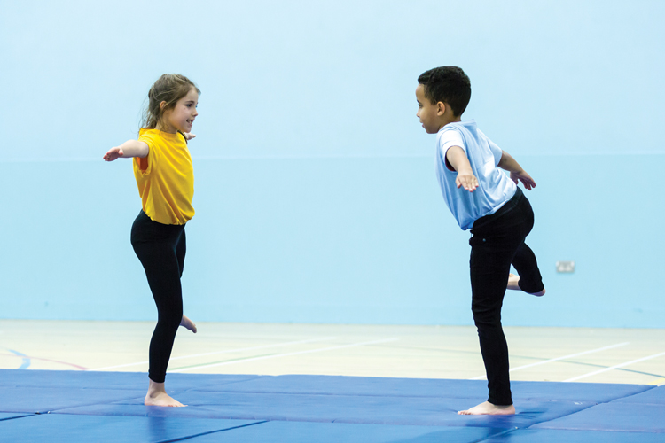 Gymnastics activity to return in England on 2nd Dec