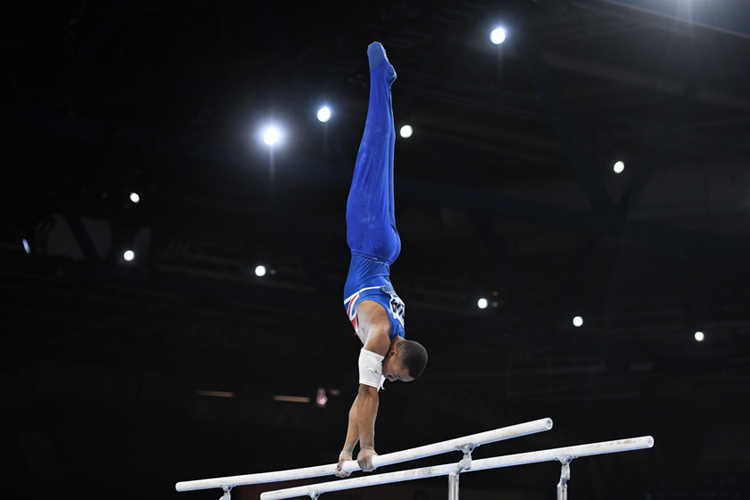 How to follow the 2021 Artistic European Championships