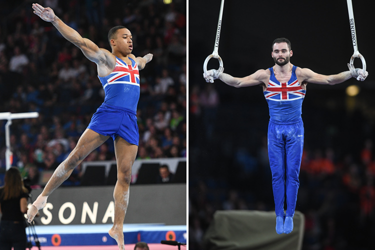Joe Fraser excels to finish 8th in world all-around final with James Hall 14th