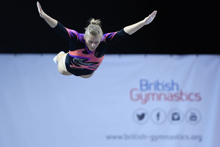 British champions crowned in Liverpool at 2017 Trampoline, Tumbling & DMT British Championships