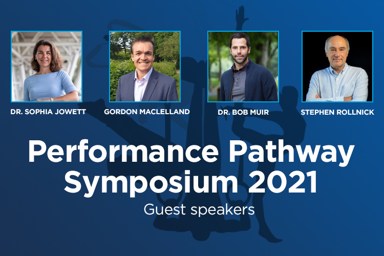 Four special speakers to join our Performance Pathway Symposium