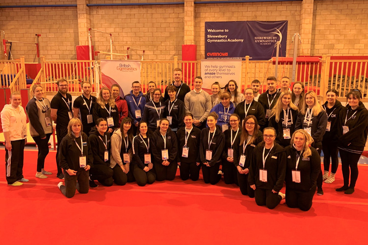 British Gymnastics hosts first Recreational Coaching Conference