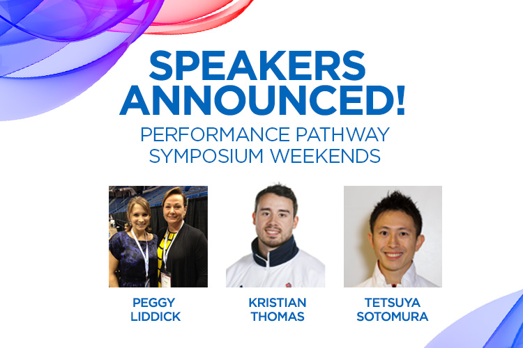 Speakers announced for our Performance Pathway Symposiums