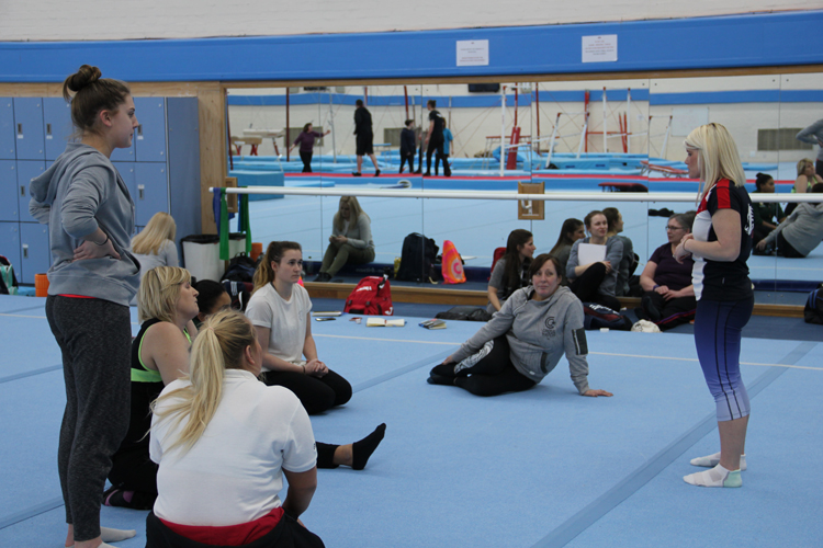 Speakers announced for our Performance Pathway Symposiums - British Gymnastics