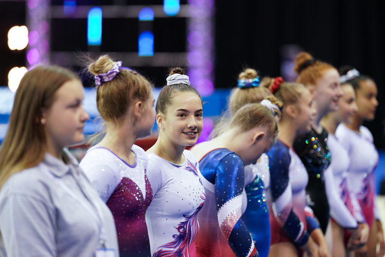 Discounted 2020 Trampoline, Tumbling and DMT British Championships tickets for your club