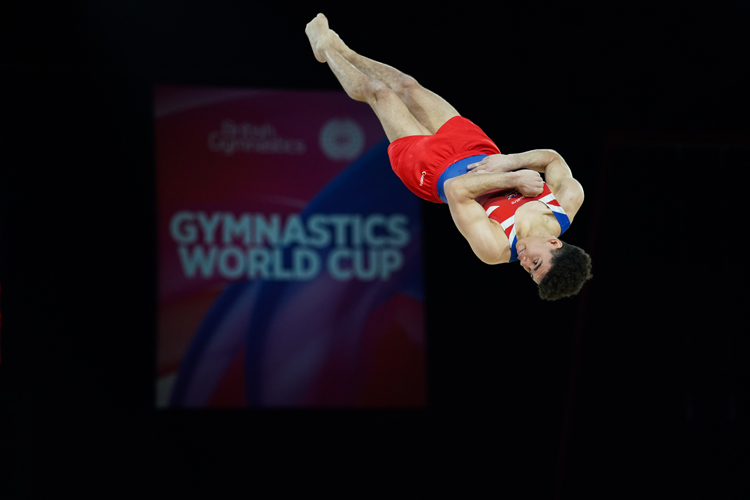 Gymnastics World Cup in Birmingham cancelled due to Coronavirus concerns