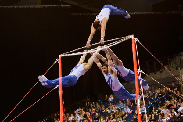 Prev Next Mens Artistic Gymnast British Gymnastics