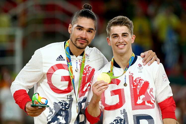 Image result for max whitlock rio gold medal