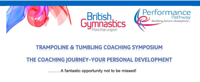 Trampoline & Tumbling Coaching Symposium
