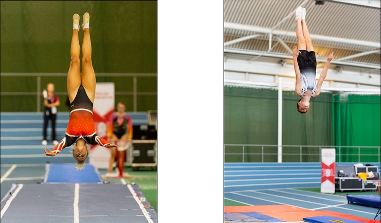 Trampoline, Double Mini Tramp and Tumbling Championships 2019