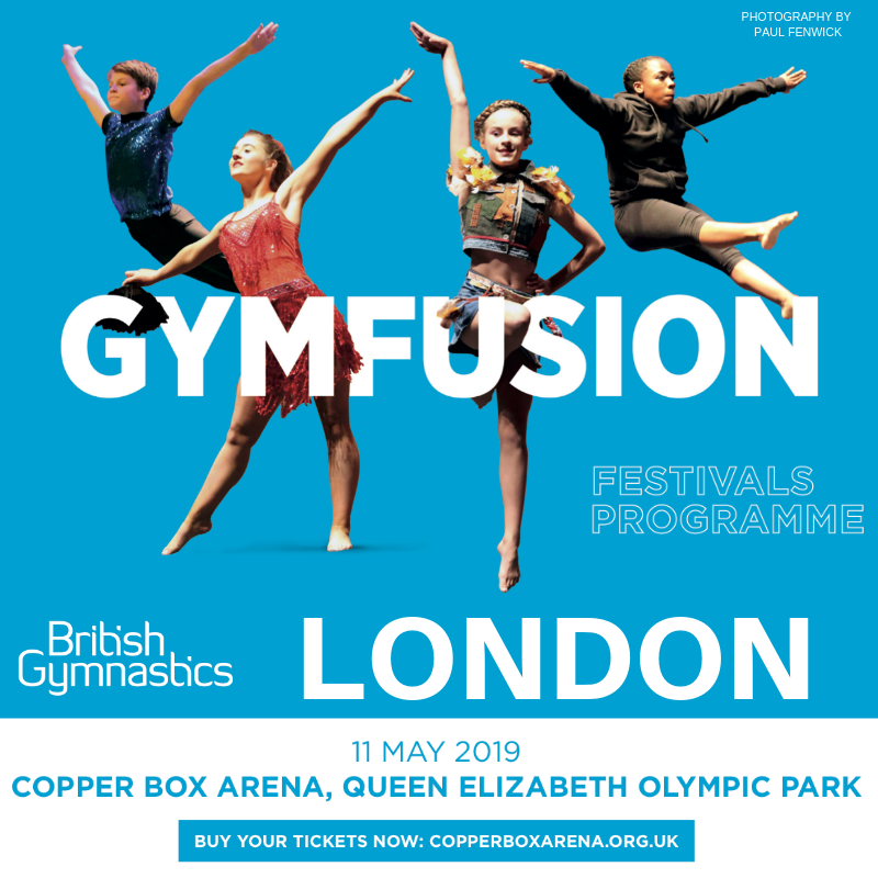 GymFusion is coming to the Copper Box