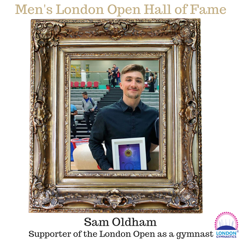 Men's London Open Hall of Fame 2019