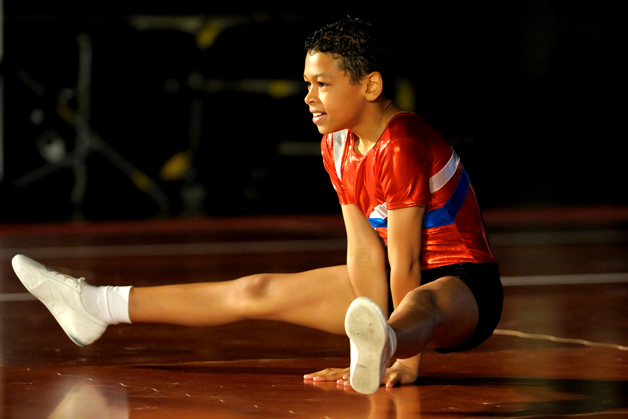 Women's Gymnastics Close Up