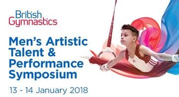 Men's Artistic Talent and Performance Symposium