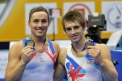 Whitlock and Keatings take European Champs titles