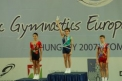 Gold for GB in European Aerobic Championships (2007)