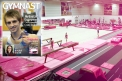 May GYMNAST E-zine online now