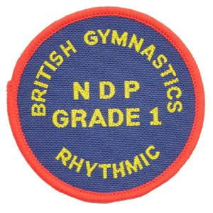 Rhythmic NDP Badges