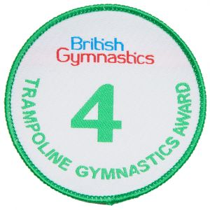 Trampoline Proficiency - Level 4