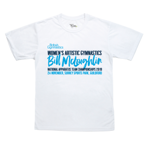 2019 Bill McLoughlin Event T-Shirt