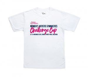 2019 Challenge Cup Event T-Shirt