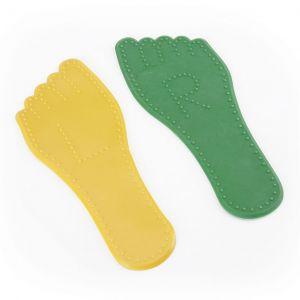 Dimpled Feet Pack of 24