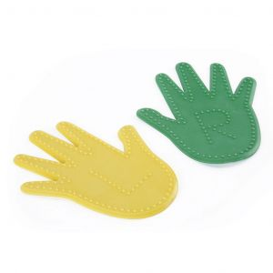 Dimpled Hands Pack of 24