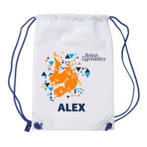 Personalised Drawstring Bag - Tuck