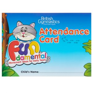 Attendance Cards