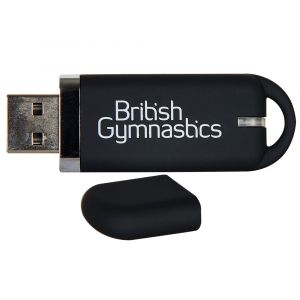 British Gymnastics USB