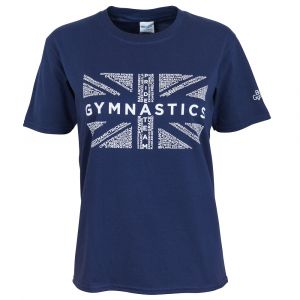 Union Flag T-Shirt - Navy