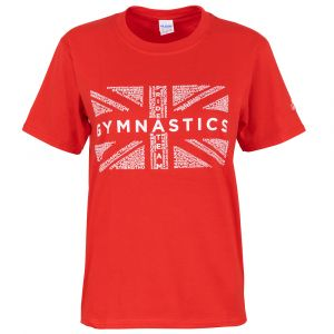 Union Flag T-Shirt - Red