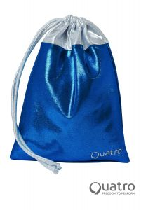 Quatro Royal Blue and Sliver Handguard Bag