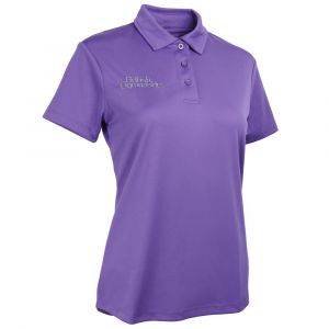 Purple Polo Shirt - Women's