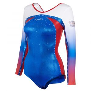 Squad Kit Women's Concord Competition Leotard