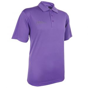 Purple Polo Shirt - Men's