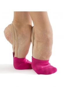 Training Toe Socks - Fuchsia