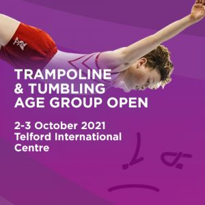 Trampoline and Tumbling National Age Group Open 2021