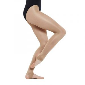 Shimmer Stirrup Tights